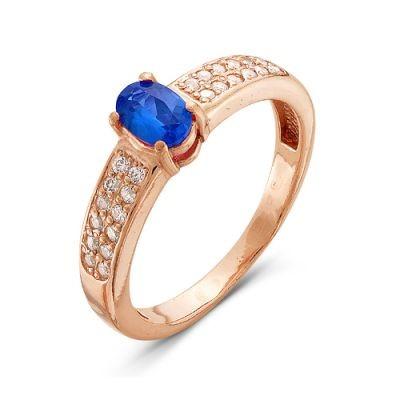 Недорогие кольца бижутерия синяя шпинель ювелирное стекло А2486263Сп 39f2f57d81a