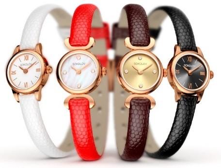 Женские часы SOKOLOV