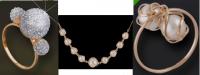 Новинки золотых изделия с жемчугом и кристаллами Swarovski на 11.06.2019 в {$region.field[16]}!